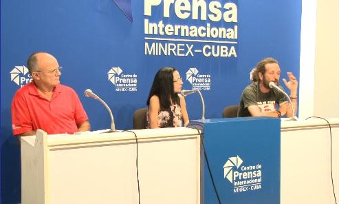 El anuncio del evento se realizó como preámbulo del inicio de la Jornada Continental de Lucha Antimperialista convocada por la Articulación de Movimientos Sociales hacia el ALBA